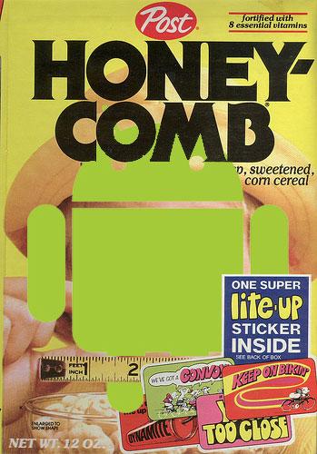 Press News Is Seen in Honeycomb